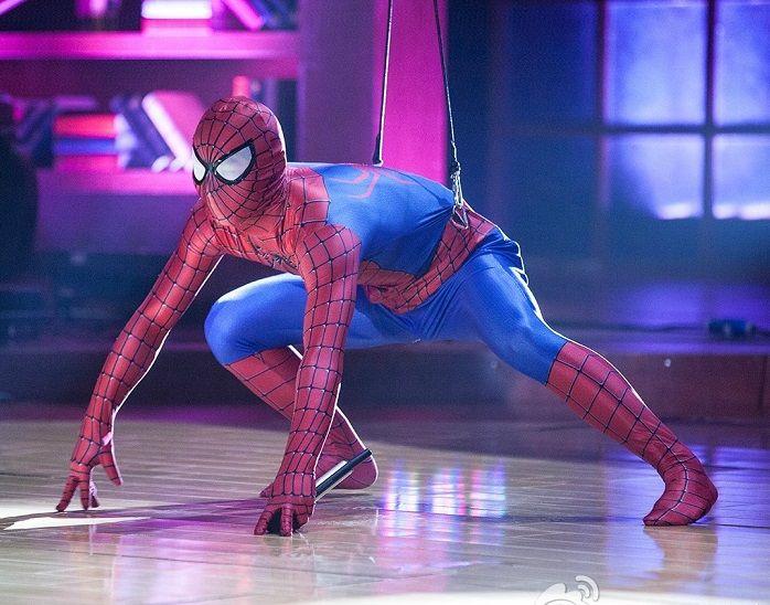 2017 NEW Spiderman costume superhero cosplay adult children halloween costumes spider-man suit kids cosplay spider man clothing