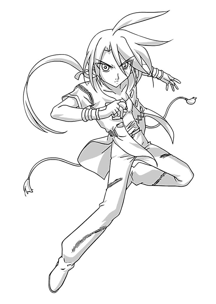 137 best images about anime coloring pages on pinterest for Free bakugan coloring pages