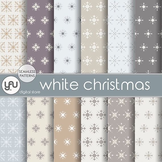 "Christmas digital paper: ""WHITE CHRISTMAS"" with christmas scrapbook paper, snowflakes, digital christmas paper, christmas digital download  #Scrapbooking  #Paper  #christmas #digital   #paper  #scrapbook #seamless #patterns #holiday #background #winter #snowflake #drawing #geometric #christmasdigital #christmaspaper #christmasdigitalpaper #whitechristmas #christmasscrapbook #seamlesspatterns #scrapbookpaper #digitalchristmas #holidaydigital #holidaypaper #christmaspatterns #christmasparty"