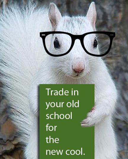 Trade in your old device and trade up to a new one @ The Savvy Squirrel.  See store for details.    The WKU Store.