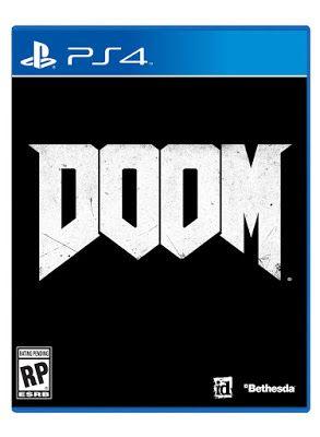 myneblogelectronicslcdphoneplaystatyon: Doom - PlayStation 4
