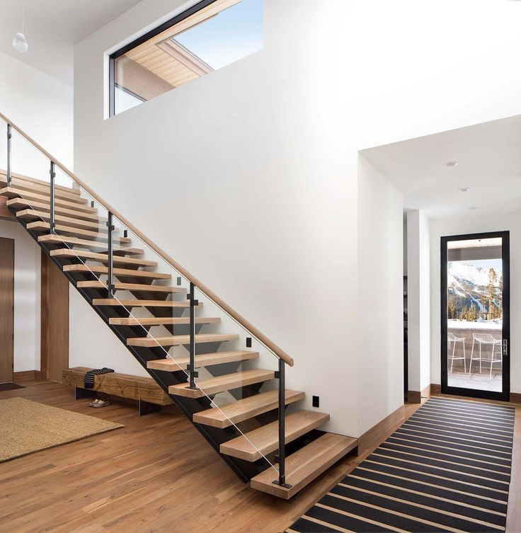 7592 best Modern Stairs, Balusters, and Newels images on ...