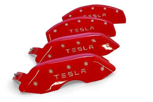 Caliper Covers For Tesla Model 3 Tesla Tesla Model Tesla Accessories