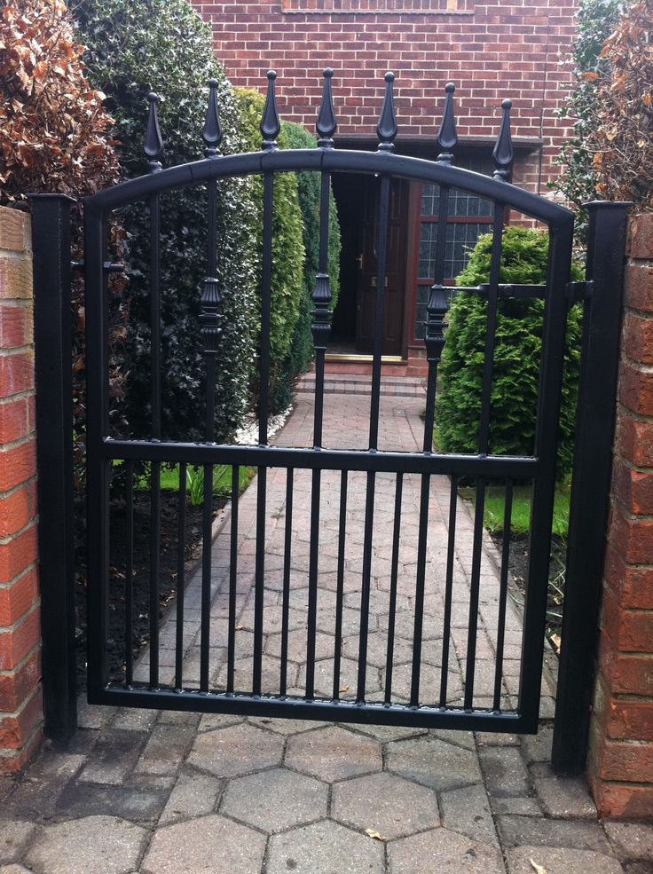 Wrought Iron Gates: 45 Best Wrought Iron Fencing Images On Pinterest