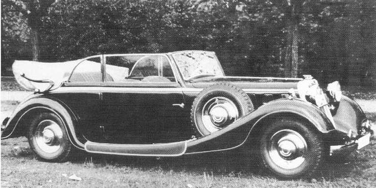 1934 rohr type fk olympier cabrio Authenrieth