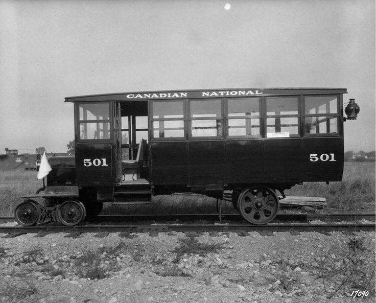 CN railtruck
