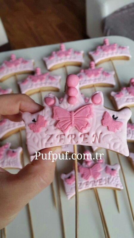 Prenses taci kurabiyesi