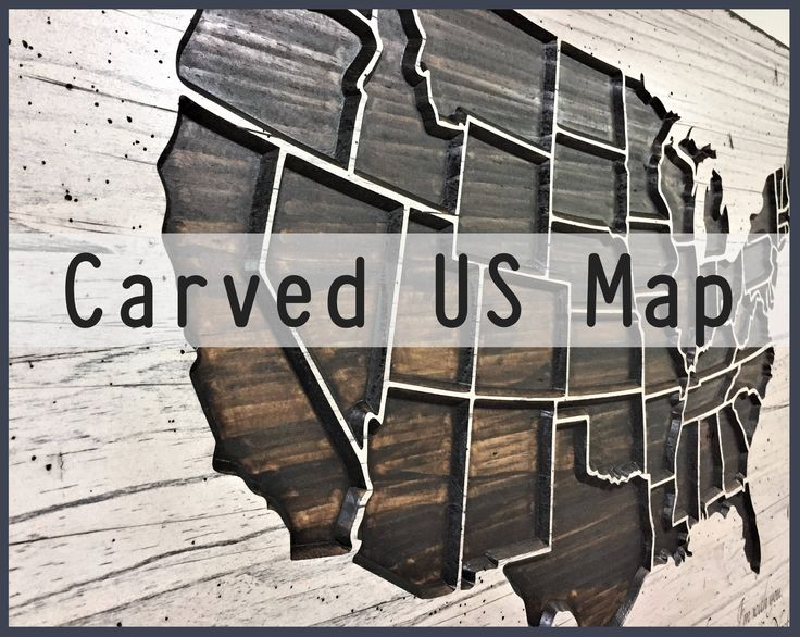 US Map Home Wall Decor, United States Wall Art, Wooden Map, Wooden US Map, Wood Wall Art, Rustic, Looks like Reclaimed Wood, Vintage, Travel by HowdyOwl on Etsy