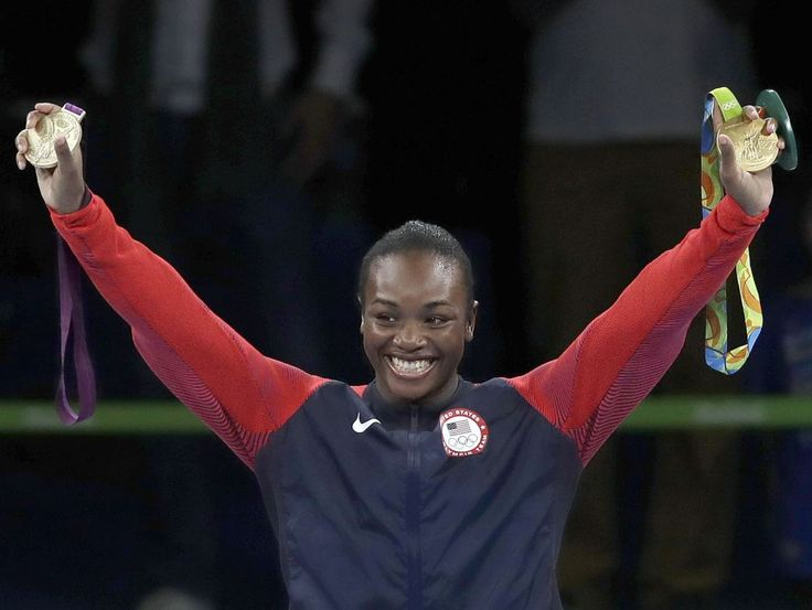 March is Girls Sports Month, and as part of USA TODAY High School Sports' third annual Girls Sports Month celebration, we're speaking with most influential female athletes, coaches and celebrities in the sports world.  Claressa Shields displays her gold medals – from London and from Rio –...  http://usa.swengen.com/girls-sports-month-two-time-olympic-gold-medalist-claressa-shields-your-body-works-for-your-mind/