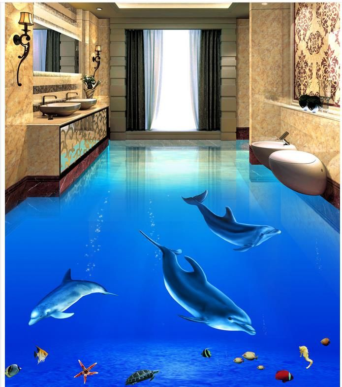 One of the most beatiful 3D floors