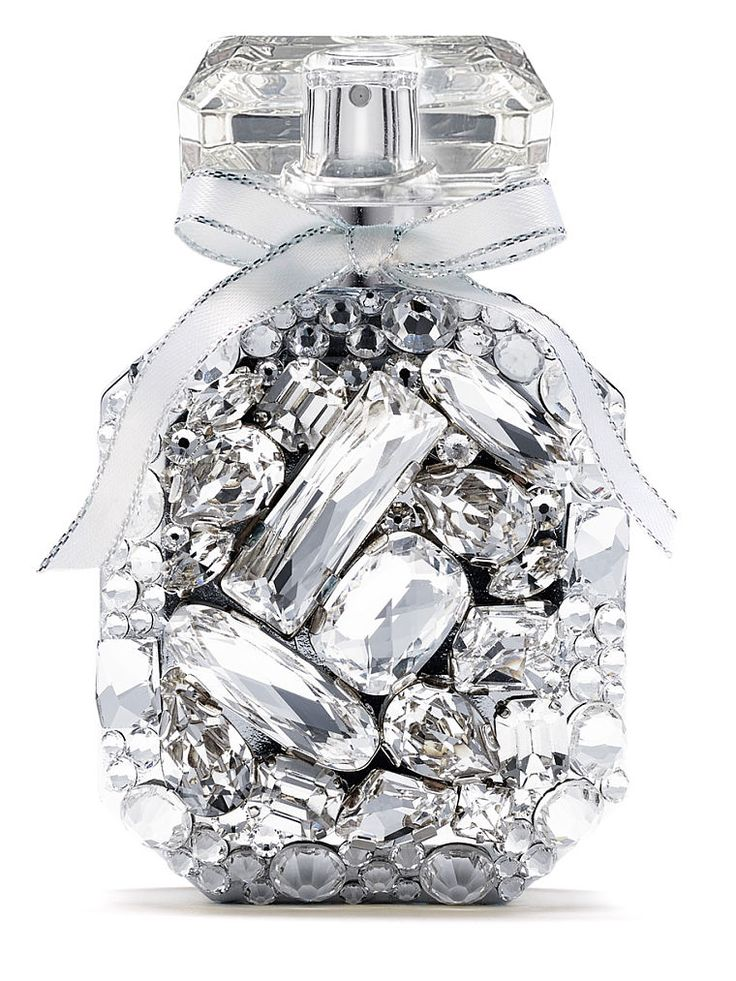 Next best thing to diamonds, right? Every bride deserves some bling. | Victoria's Secret Bombshell Luxe Eau de Parfum