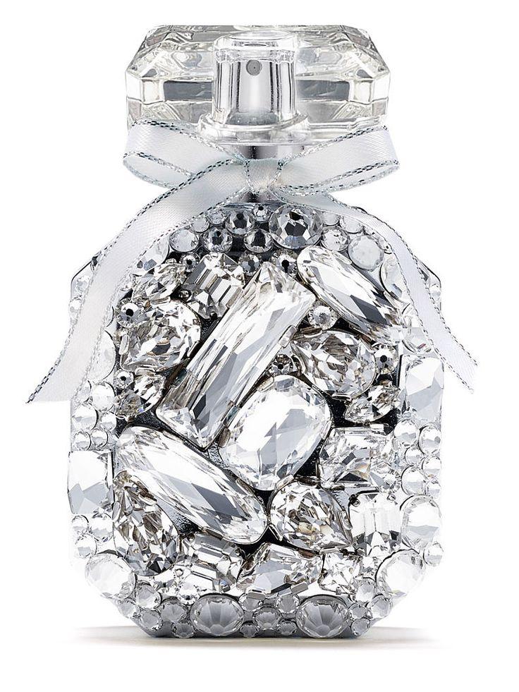 Next best thing to diamonds, right? Every bride deserves some bling. | Victoria's Secret Bombshell Luxe Eau de Parfum
