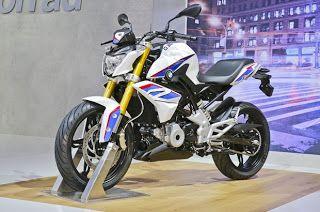 ENEMOTOS: BMW G 310 R tem preço definido para o mercado euro...