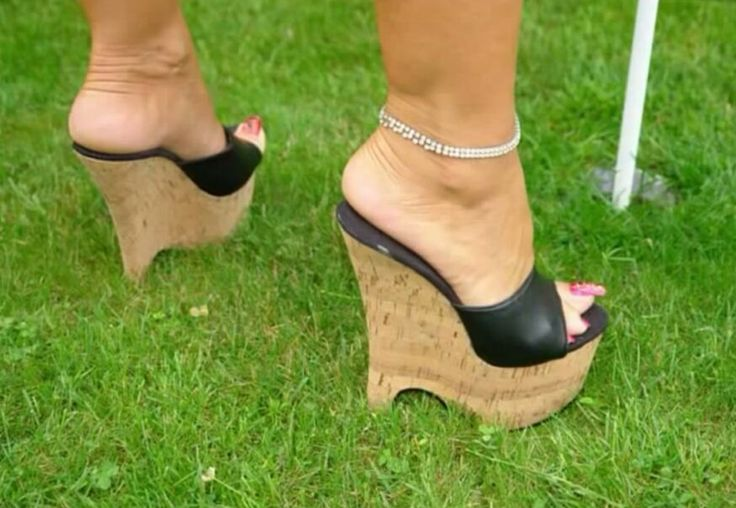 Pin By Shattenjager On Gorgeous Heels High Heels Cork