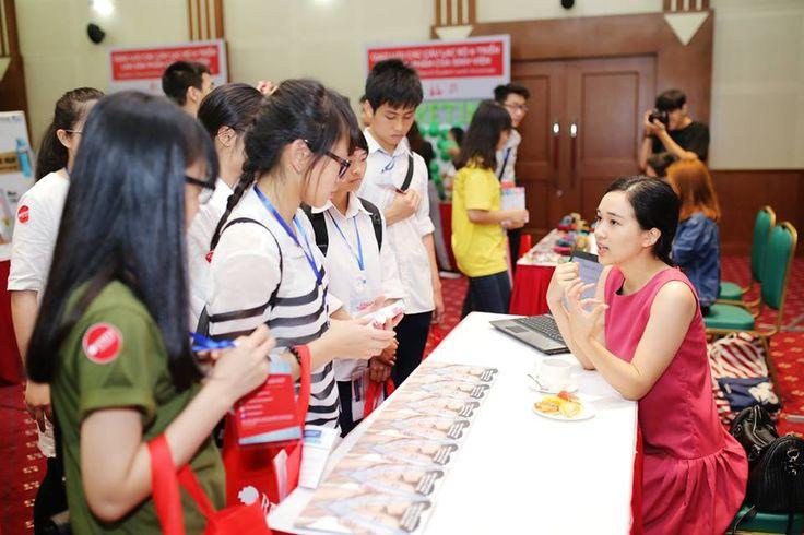 Alumni Booth