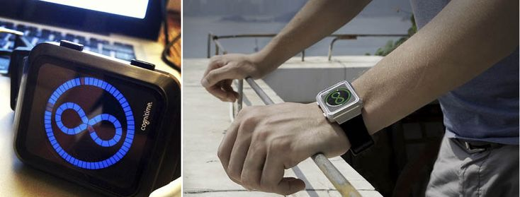 Innovative watch from Norway - Cognitime