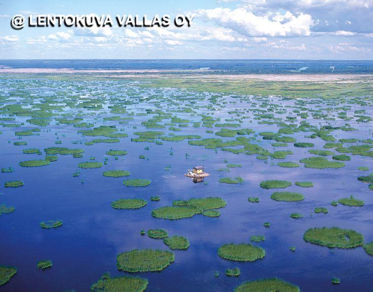 Liminka, Liminganlahti Ilmakuva: Lentokuva Vallas Oy