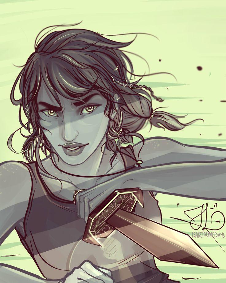 Seven Heroes Of Olympus - isartsomedays: so fierce