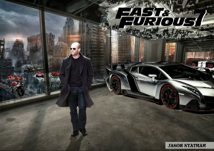 Diyking0: Fast and Furious 7