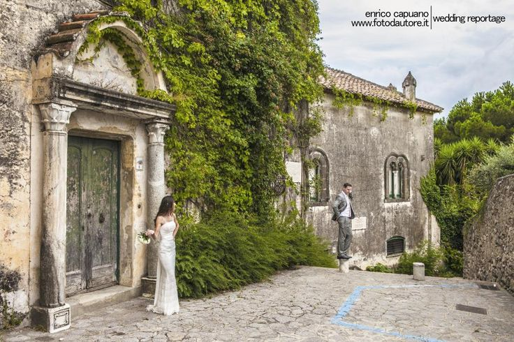 ravello amalfi coast italy photographer Enrico Capuano wedding funny photos - wedding planner Mario Capuano