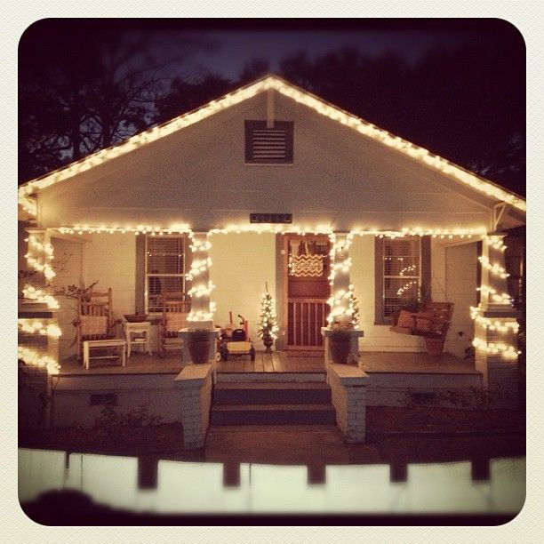 Christmas Bungalow Style