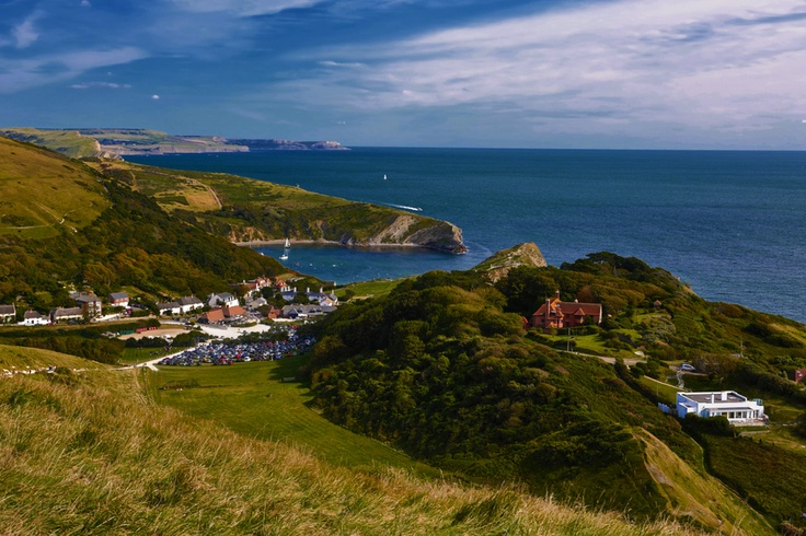 Lulworth Cove, Dorset England Discover Purbeck