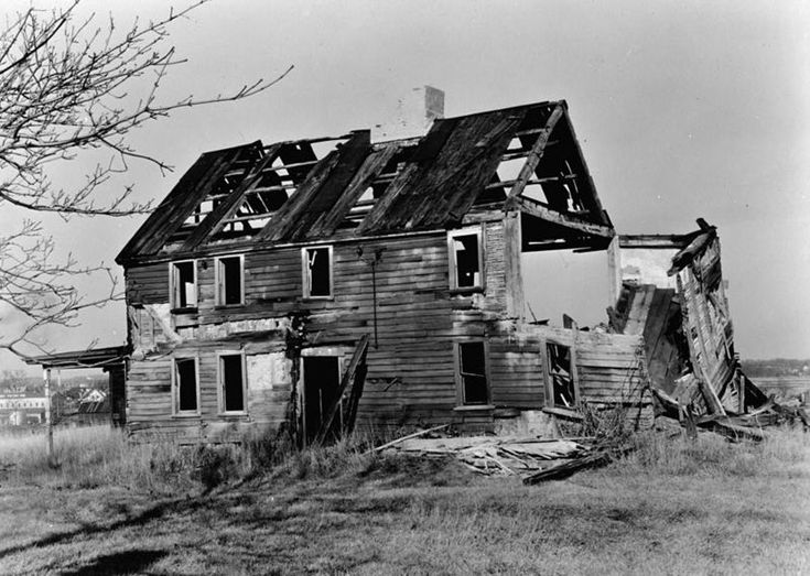 George Jacobs House-ruin. This Day in History: Aug 19: 1692 The Salem witch trials