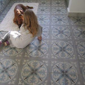 Marrakech designs ursnygga golvplattor