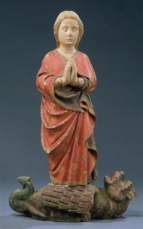 Santa Margarida (1450-1475, Museu Nacional de Arte Antiga)