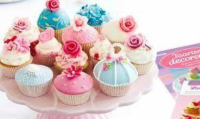 roze cupcakes / Foto's van cupcakes / Foto's   Cupcakes-en-meer.jouwweb.nl