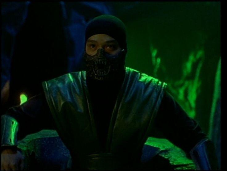 Mortal kombat reptile movie - photo#4