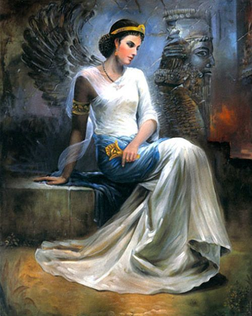 Author: G.S. Du Plessis: DIE VERGETE KONINGIN An Afrikaans story I wrote about an ancients Persian Queen.
