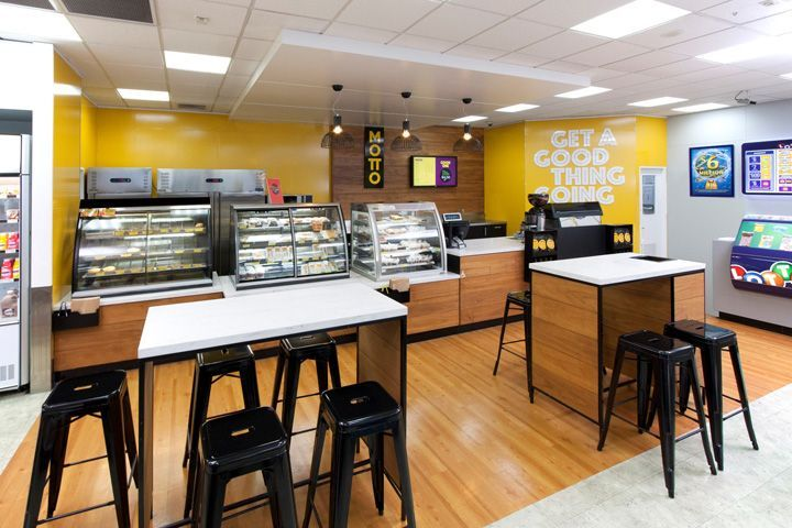 Image Result For Start A Convenience Store Cafe With Images