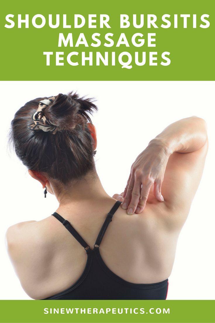 Pin on shoulder bursitis