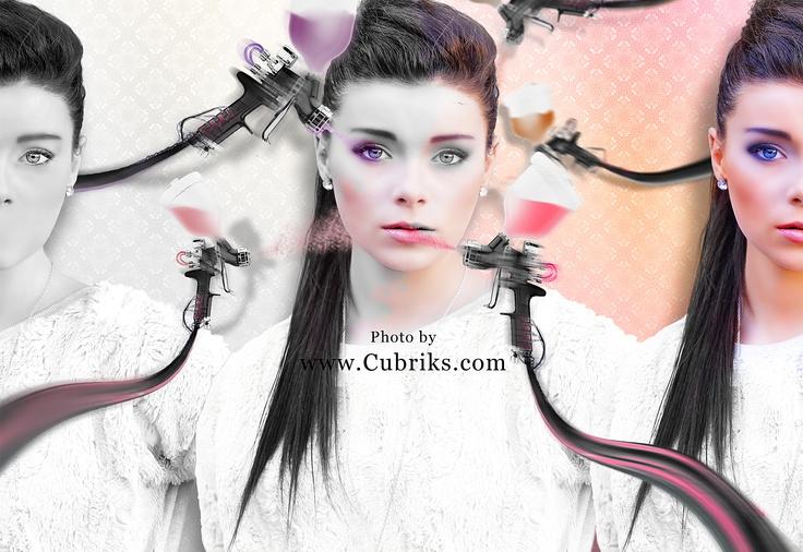 Photoshop - 2011  Plus de travaux sur   ==> www.cubriks.com