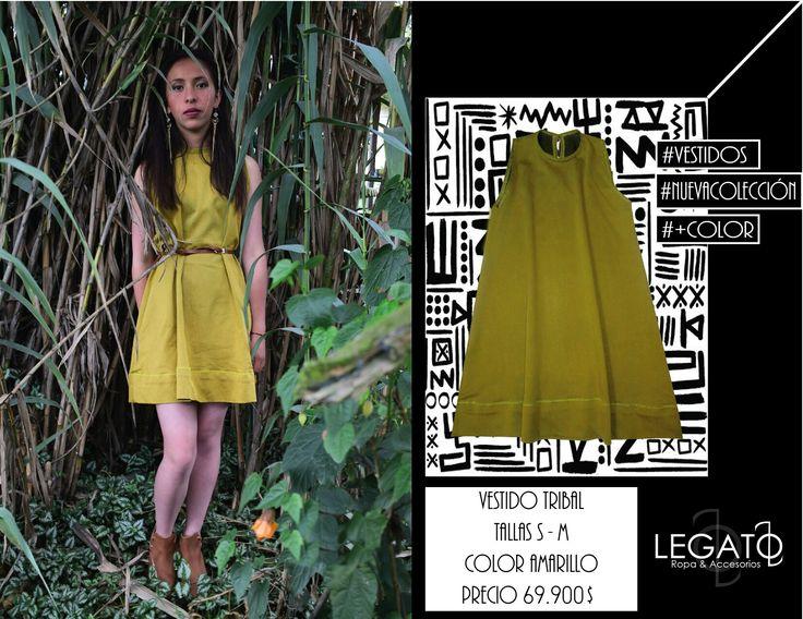 Vestidos desde 69900$!!! Envíos totalmente gratis!!!  Y pagos contraentrega!!  #vestidos #hechoencolombia #woman #color #dress #natural