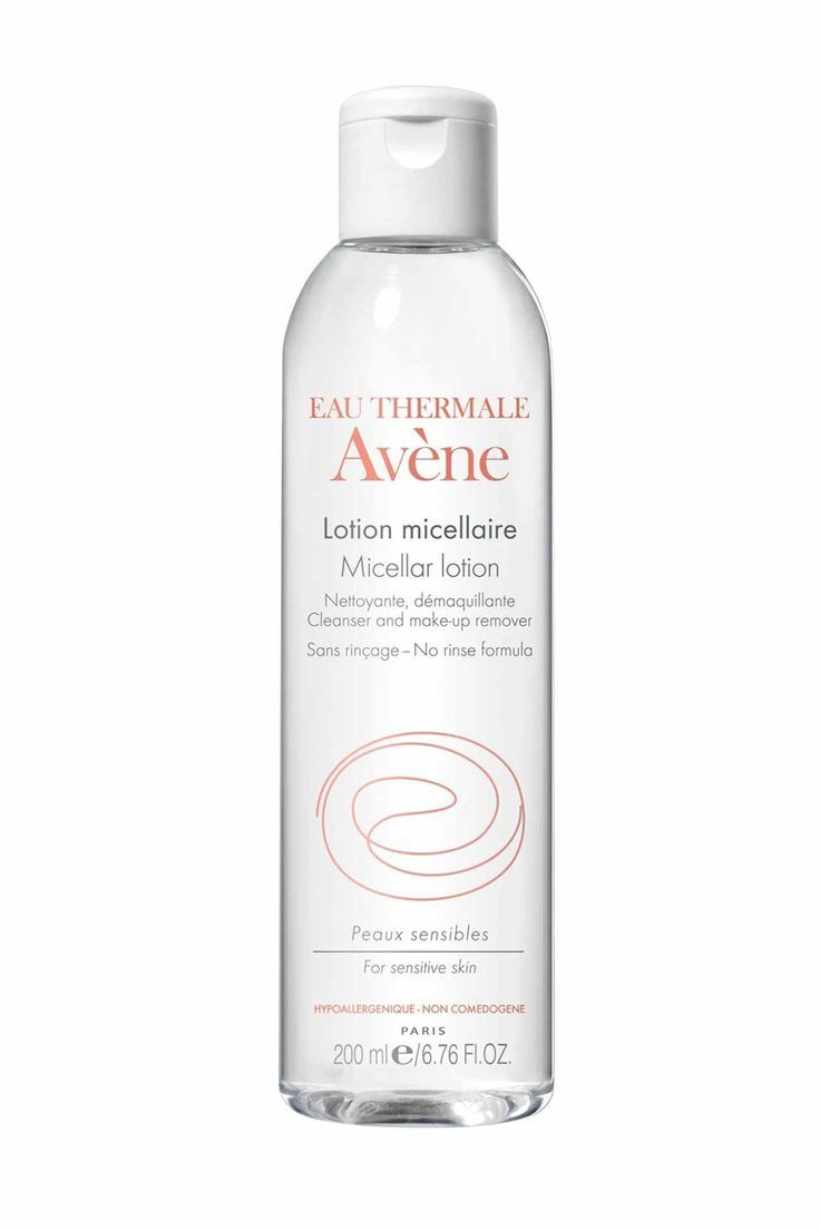 Avene Lotion Micellaire To remove makeup