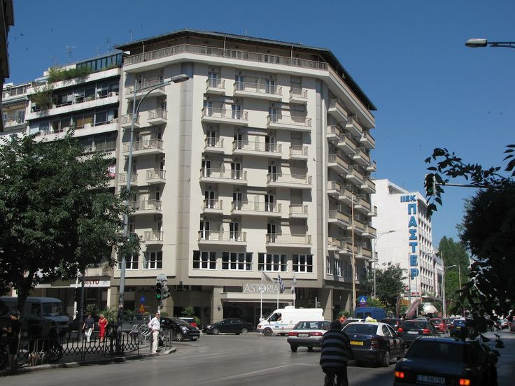In one of the most central routes of Thessaloniki, the impressive Astoria Hotel awaits you. Discover the architectural superiority and constructural consistency in www.ekater.gr