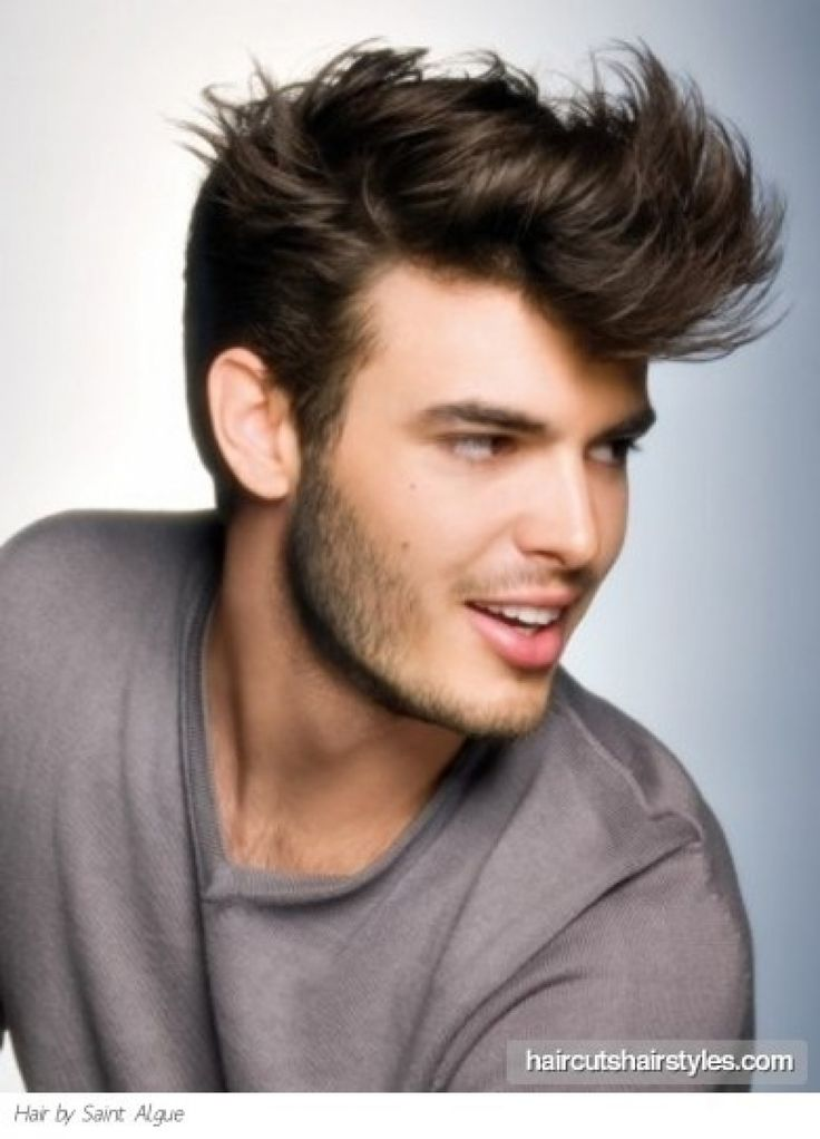 Top Men's Hairstyles 2015 | Mens Haircuts 2015 - Part 3
