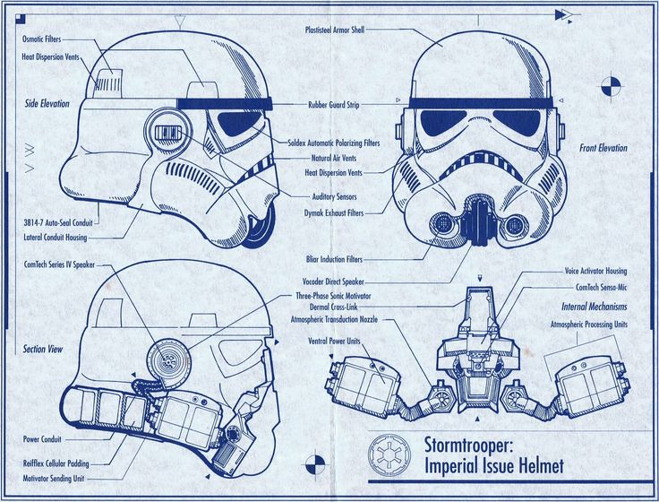 20 best blueprint images on pinterest posters star wars and stormtrooper malvernweather Gallery