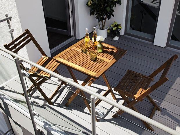 1000 bilder zu balkon terrasse auf pinterest bauhaus. Black Bedroom Furniture Sets. Home Design Ideas