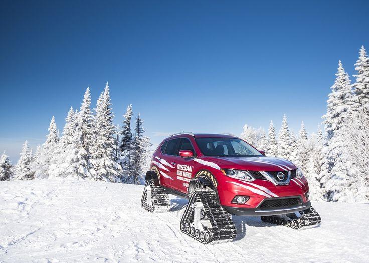 Nissan Rogue Warriorenfrenta a neve com esteiras especiais  Montreal, Canadá – Exatamente na época em que neve cai mais intensamente em várias partes do Canadá, a Nissan divulgou um novo vídeo de um protótipo extremo, desenhado especialmente para o forte inverno canadense – o Rogue Warrior. No clipe, o Rogue Warrior – uma unidade […]Compartilhe nosso conteúdo