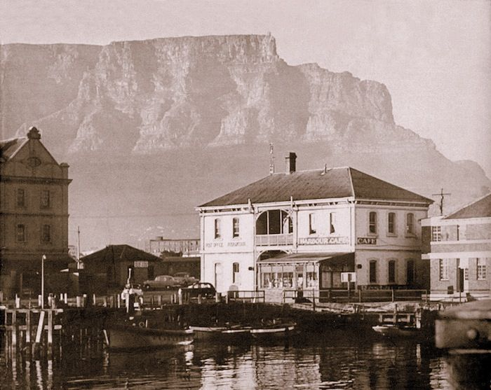 Old Photo's of Cape Town in the 60's