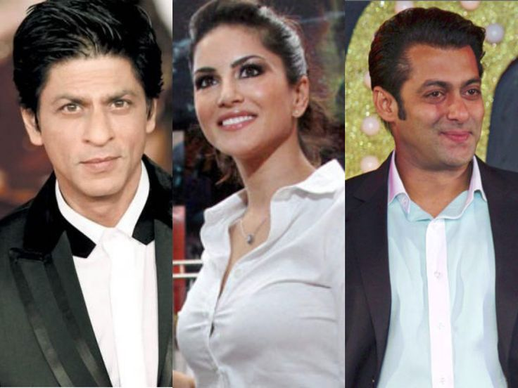 Shahrukh Khan, Salman Khan Feud News: New Movie With Sunny Leone, Threesome Film, Which Khan Will Work With the Actress