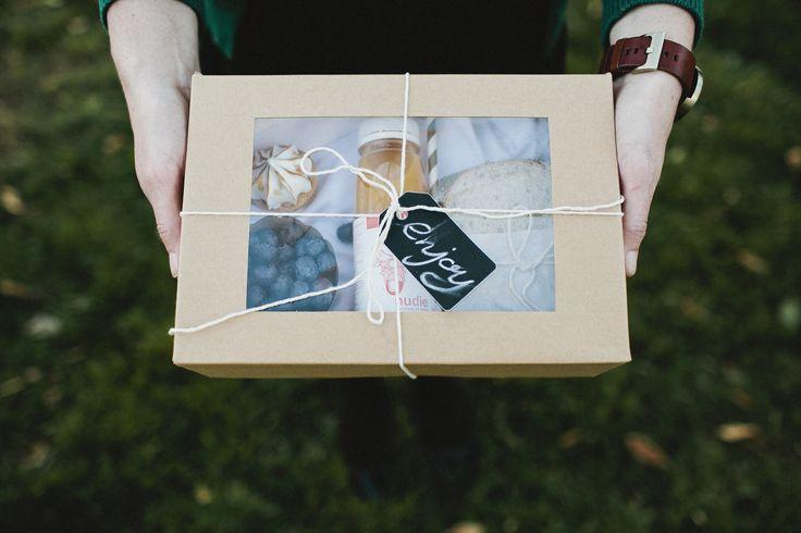 Picnic box for picnic birthday parties