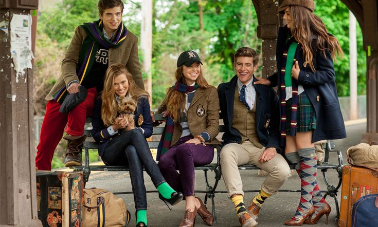 Rugby Ralph Lauren fall 2012: