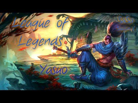 League of Legends event 5 yasuo vs 5 alistar - YouTube