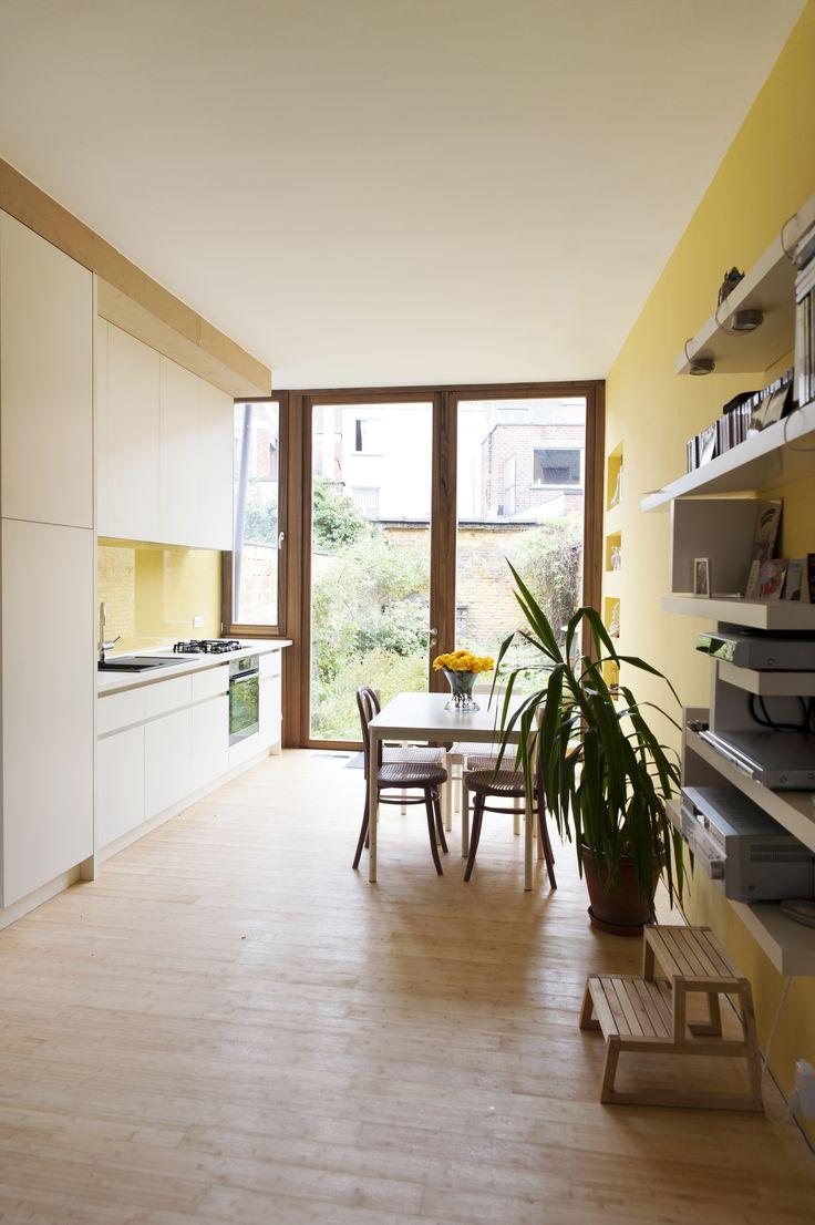 25 beste idee n over kleine woningen op pinterest for Kleine huizen bouwen