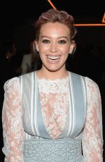 Hilary Duff attends the Zimmermann fashion show in NY http://celebs-life.com/hilary-duff-attends-zimmermann-fashion-show-ny/  #hilaryduff