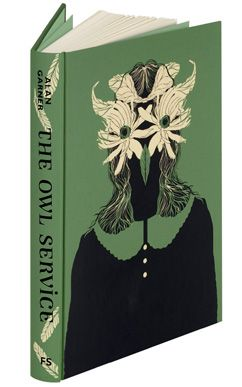 The Owl Service, Alan Garner, gorgeous edition by The Folio Society